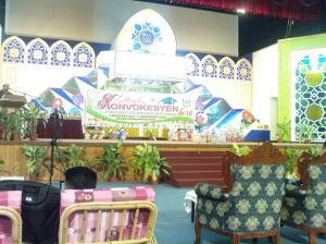 Perasmian Konvokesyen oleh Ustaz Ariffin Deraman